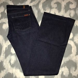 7 FOR ALL MANKIND - WIDE-LEG JEANS